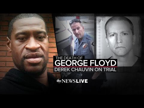 Watch LIVE: Derek Chauvin Trial for George Floyd Death -  Day 13   ABC News Live Coverage