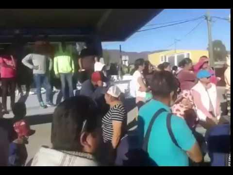 Manifestación contra el