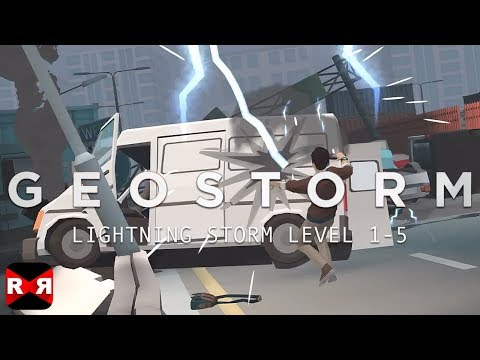 Geostorm (By Sticky Studios) - Orlando Level 1-5 - iOS / Android Walkthrough Gameplay