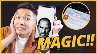 MAGIC!!! iPHONE CỦA CHÚNG TA CHỨA 1 ĐỐNG BÍ MẬT CỦA APPLE!???