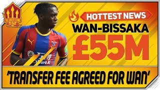 Wan Bissaka Transfer Fee Agreed? Man Utd Transfer News thumbnail