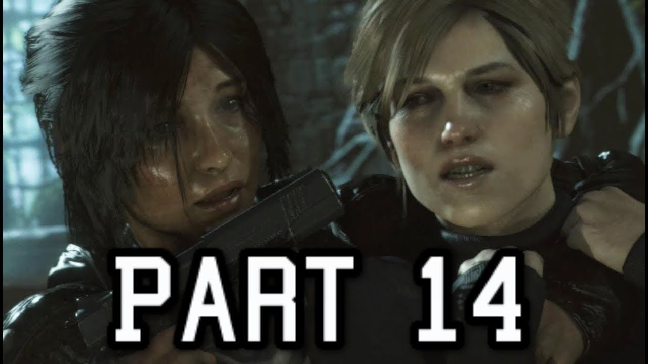 Rise Of The Tomb Raider Walkthrough Gameplay Part 14 The