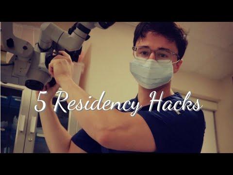 Starting Residency Tips