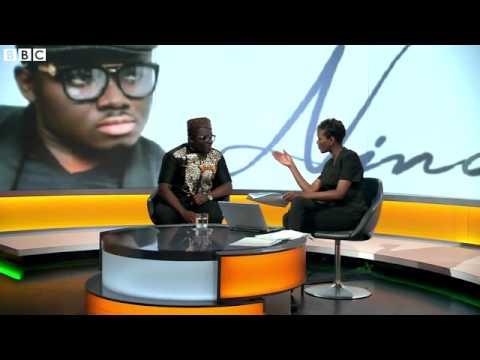 BBC News - Ghanaian opera singer Nino challenges perceptions