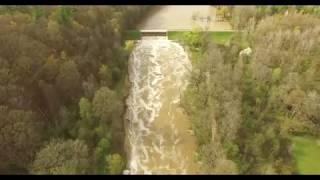Ford Dam | Beard's Hills, Michigan - Flooding