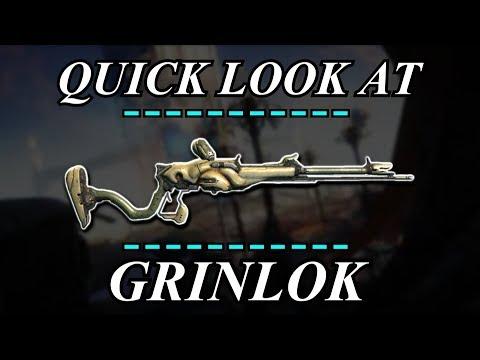 Warframe - Quick Look At: Grinlok (2-3 Forma) thumbnail