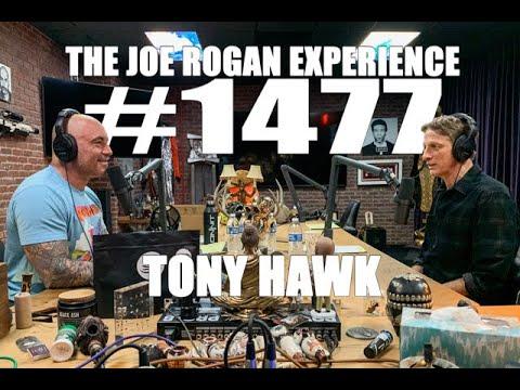 Joe Rogan Experience #1477 - Tony Hawk