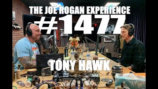 Joe Rogan Experience #1477 - Tony Hawk