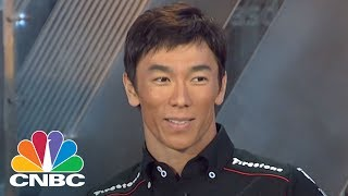 Takuma Sato Becomes Indy 500 Winner | Squawk Box | CNBC