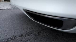 Toyota Mark X Exhaust