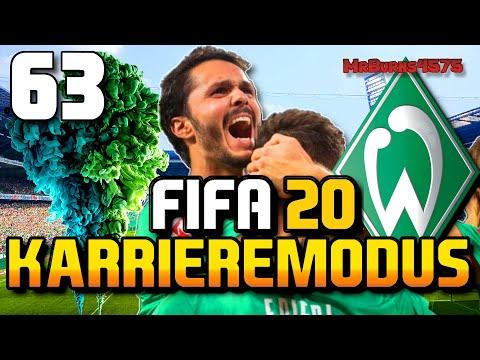 🔴 Bundesliga Ist Back ⚽ Let´s Play FIFA 20 Karrieremodus WERDER BREMEN Karriere #63