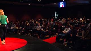 How to Throw Like a Girl | Heidi Northcott | TEDxUBCOkanagan