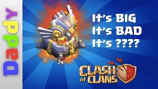 Clash Of Clans update | Introducing the EAGLE ARTILLERY sneak peek