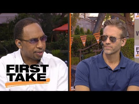 Stephen A. Smith absolutely slams Max's Odell Beckham Jr. comments  | First Take | ESPN