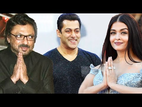 Salman OPENS On Film With Sanjay Leela Bhansali, Aishwarya Rai's Next Film Fanney Khan