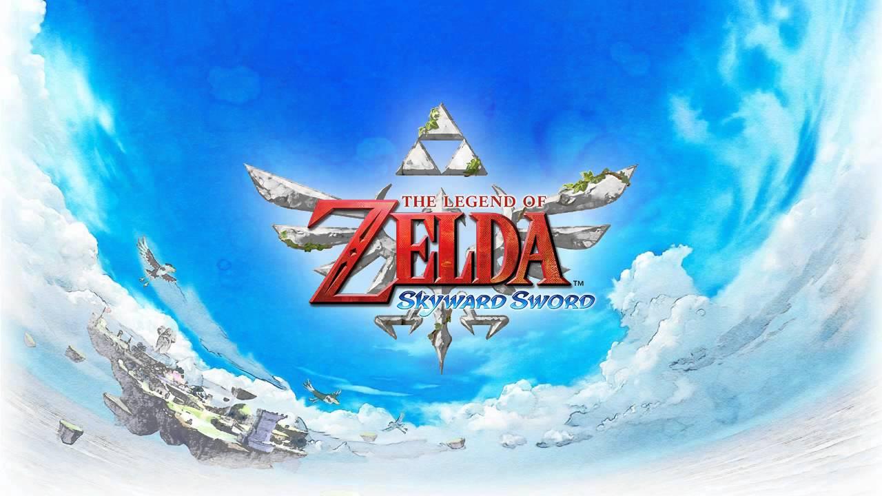 Legend of Zelda: Skyward Sword - Groose's Theme - YouTube