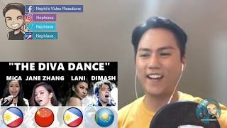 "4 Singers Dared to Sing The Most Difficult Song - ""The Diva Dance"" 
