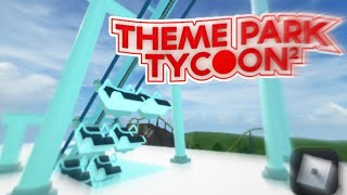 Peppermint Penguin Coaster - Theme Park Tycoon Roblox - B&M Family Invert