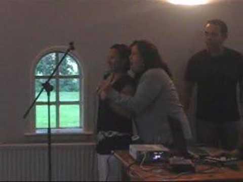 Familie BBQ Karaoke