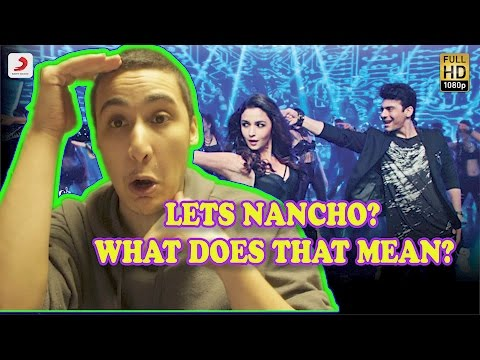 Let's Nacho Lyric Video - Kapoor & Sons| Sidharth| Alia| Badshah| Benny Dayal| REACTION