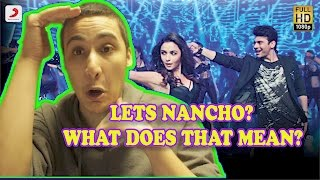 Let's Nacho Lyric Video - Kapoor & Sons| Sidharth| Alia| Badshah| Benny Dayal| REACTION