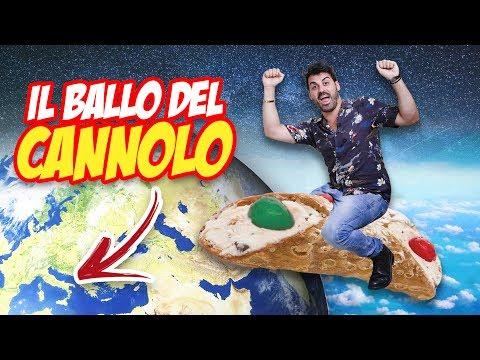 IL BALLO DEL CANNOLO (OFFICIAL) DAVIDEKYO VS COMIS