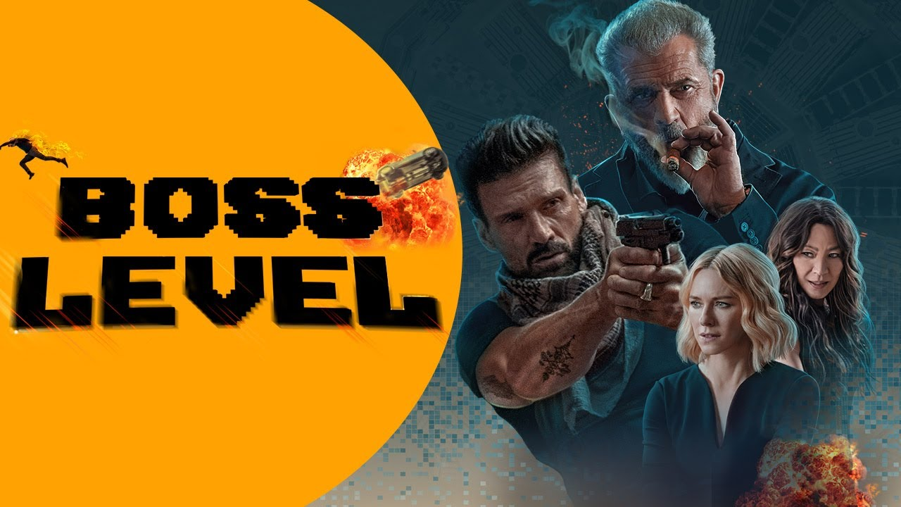 Download BOSS LEVEL (Mel Gibson, Frank Grillo, Naomi Watts ) - OFFICIAL TRAILER (2020) Action Sci-Fi Movie