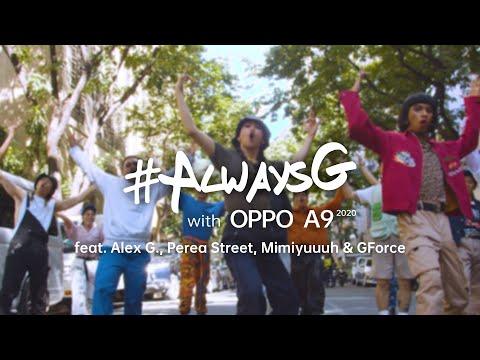 #alwaysgwithoppoa9