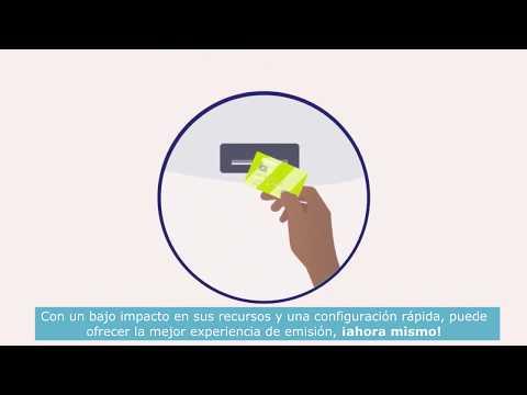 Emisión instantánea de tarjeta de crédito - Thales