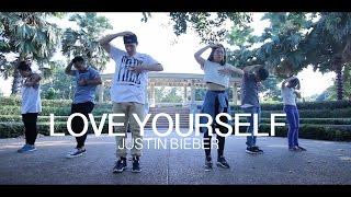 Zoombox Crew | @Justin Bieber - Love Yourself (PURPOSE)