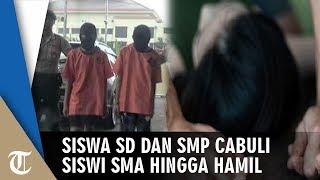 Download Video Siswi SMA Diperkosa Siswa SD dan SMP hingga Hamil karena Kecanduan Film Syur, Pelaku Tak Ditahan MP3 3GP MP4