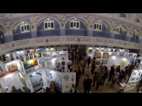 Oxford International Art Fair 2014 Private View & Awards