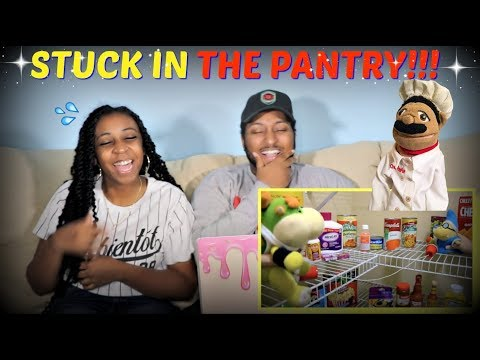 "SML Movie ""The Pantry!"" REACTION!!"