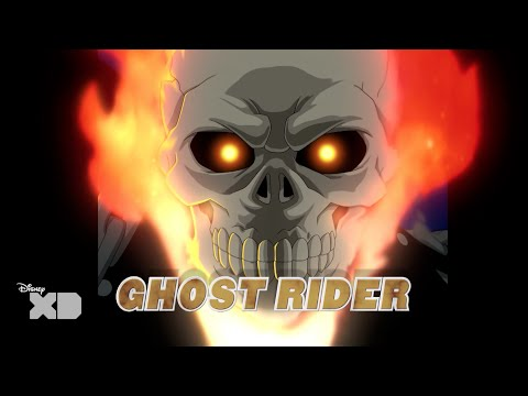 Hulk and the Agents of S.M.A.S.H. | Ghost Rider - Sneak Peek | Disney XD from YouTube · Duration:  1 minutes 3 seconds