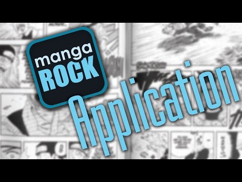 SCAN MANGA | APPLICATION PORTABLE | MANGA ROCK