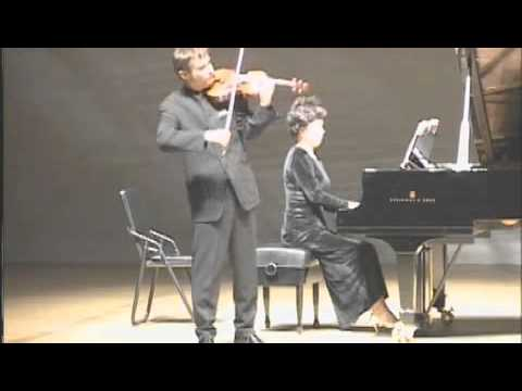 Elgar - Salut d'amour (Wolfgang David, violin)