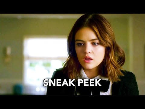 "Reacción a los Sneak Peek de PLL 7x14 ""Power Play"""