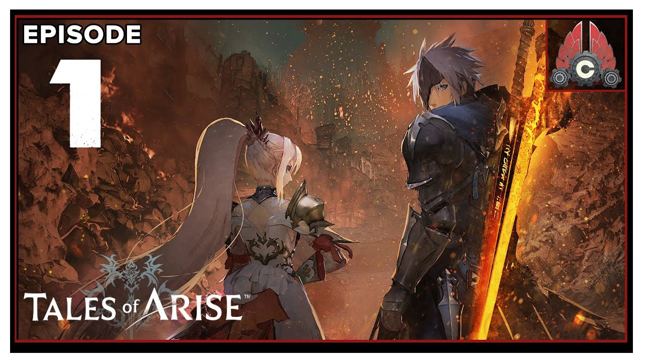 CohhCarnage Plays The Tales Of Arise Demo