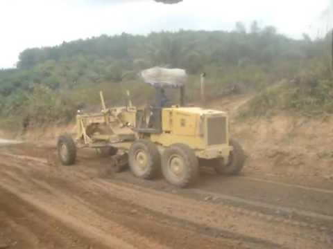 Sample Soil Stabilization Mining/Plantation road