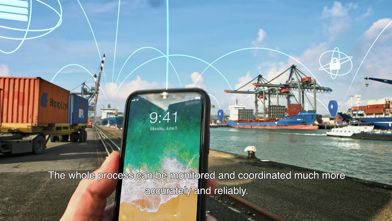 PortXchange: Port Call Optimisation