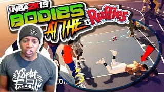 BODIES At The RUFFLES / Shot Slasher Animations Update - NBA 2K19 4v4