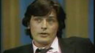 Dick Cavett Show - Alain Delon interview (part 3 of 4)