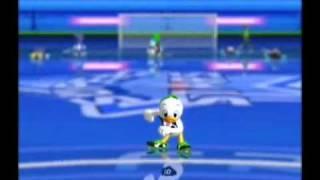 The Tiny Rockets vs Mickey