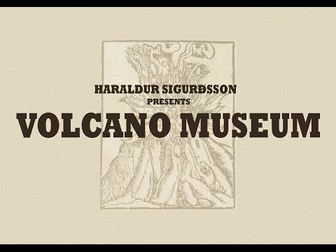 Volcano Museum