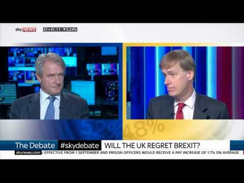 """""""The future is the wider world."""" Watch Owen Paterson MP talk about why the UK will not regret Brexit"""