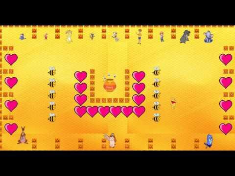 NEW Winnie The Pooh Game BY Ajini Goldwyn