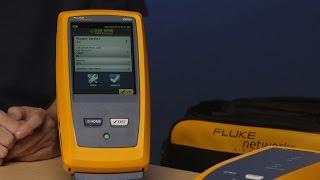 DSX 5000 CableAnalyzer™ - Setup: By Fluke Networks