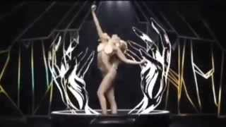 Lady Gaga Applause (Empire of the Sun Remix) Official Music Video