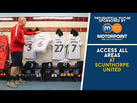 Access All Areas | At Scunthorpe United