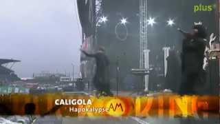 CALIGOLA - FORGIVE FORGET AT ROCK AM RING 2012